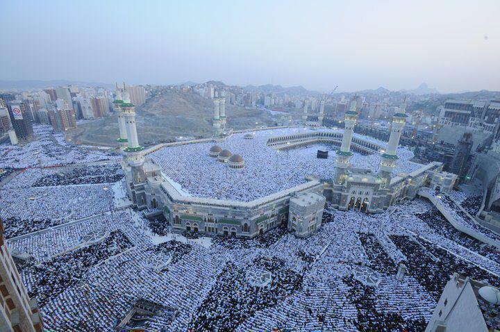 Antisipasi Ledakan Jamaah di Musim Haji, Arab Saudi Perluas Mataf