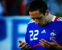 Franck Ribery, Islam Sumber Kekuatan Saya