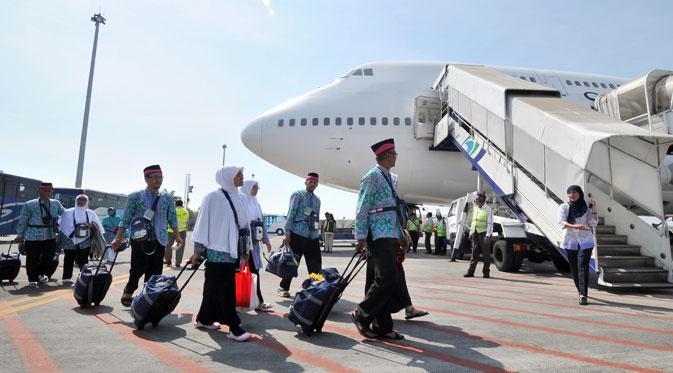 Mulai 2015, Rute Penerbangan Haji Dipersingkat