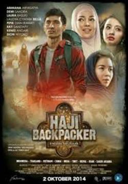 Film Haji Backpacker, Seorang yang Murtad Menemukan Jalan Pulang