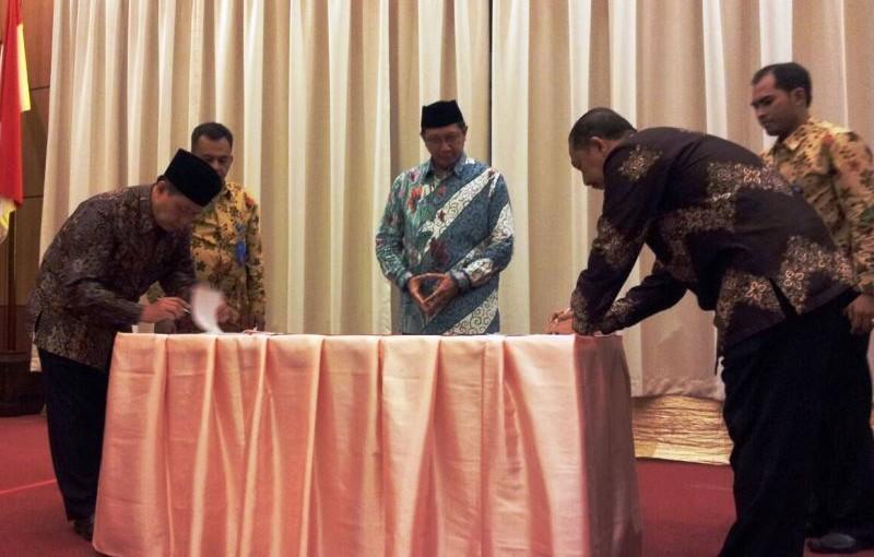 Menag Launching Gerakan Lima Pasti Umrah