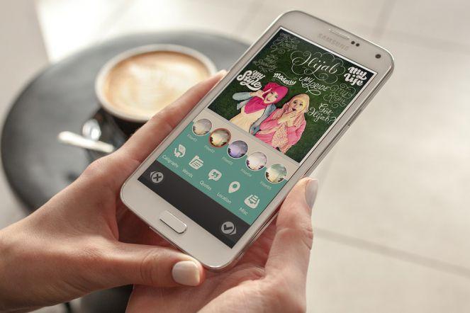 Dengan Ainun, Jepretan Ponsel Anda Bisa Dijadikan Media Dakwah