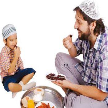 Ramadan Ceria bagi Anak-anak Muslim