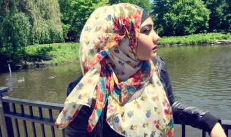 Islam Jadi Jawaban Kegelisahan Maryam