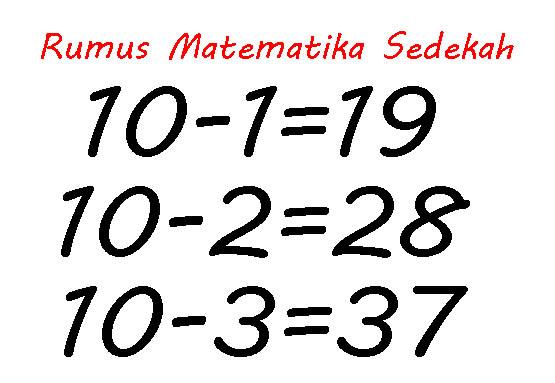 Matematika yang Bertuhan