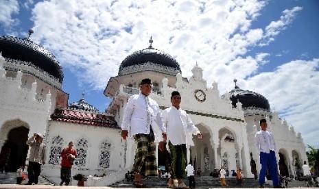 Wisata Syariah Menanti Dukungan Pemerintah