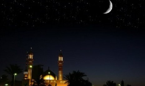 Tanda dari Malam Lailatul Qadar