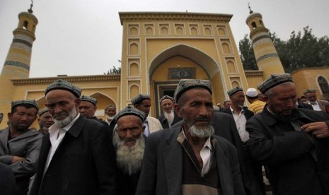 Muslim Uighur: Ramadhan Bagian Terbesar dalam Hidup Saya