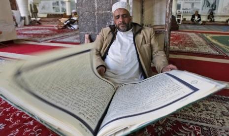 Warga Diajak Wakaf Al Quran