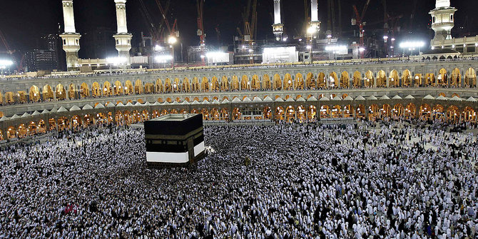 Ini alasan kuota haji Indonesia dibatasi oleh Arab Saudi