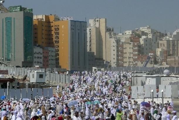 Konsumsi Air Diprediksi Meningkat 5 Persen Saat Musim Haji Mendatang