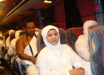 Agar tak Tersesat, Calon Haji Harus Unduh Aplikasi Haji Pintar