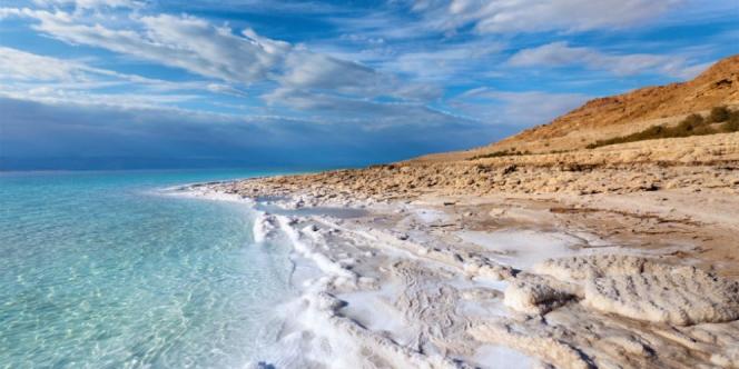 Ini Temuan Jejak Kota Sodom di Tepi Laut Mati