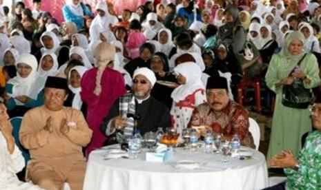 Syekh Umar Hafal Alquran Sejak Usia Sembilan Tahun