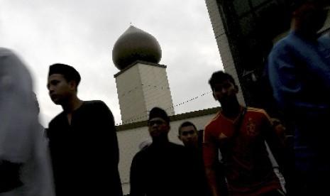 Syekh Umar Tegakkan Syiar Islam di Singapura