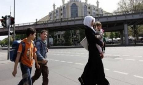 Masjid Berlin Dibuka untuk Umum