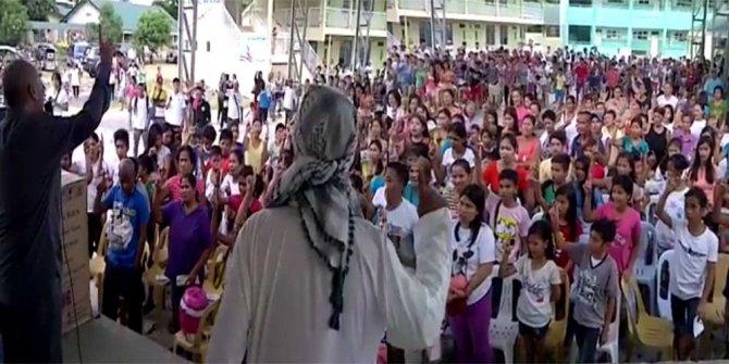 Setelah debat terbuka, satu desa di Filipina putuskan menjadi mualaf