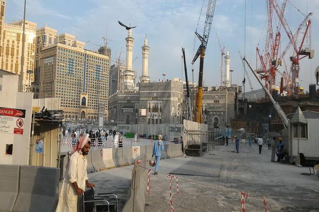 Tempat Tawaf Masjidilharam Diperluas Lima Lantai