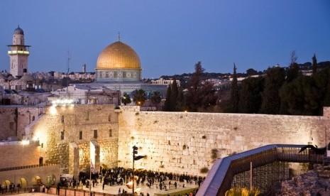Ada Alasan Banyak Nabi dan Rasul diutus di Syam dan Palestina