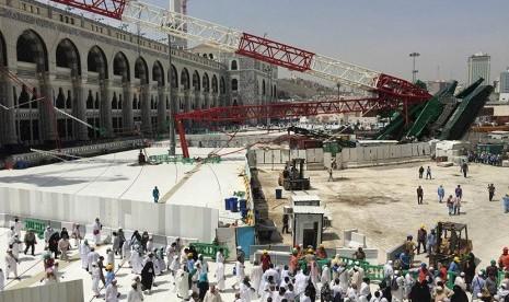 Kemenlu Belum Bisa Konfirmasi Santunan Raja Salman