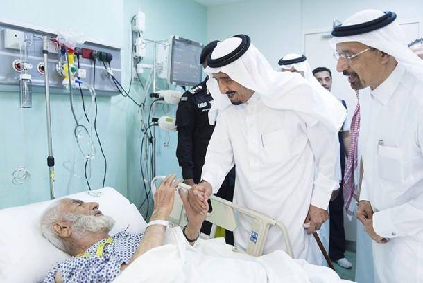 Ini Jumlah Santunan Diberikan Raja Salman untuk Korban Crane Jatuh