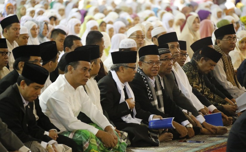 Khutbah Idul Adha 1436H; Tujuan Berkurban Adalah Ketaqwaan