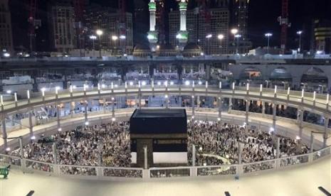 Kebakaran di Hotel Makkah, 1.000 Jamaah Asia Dievakuasi
