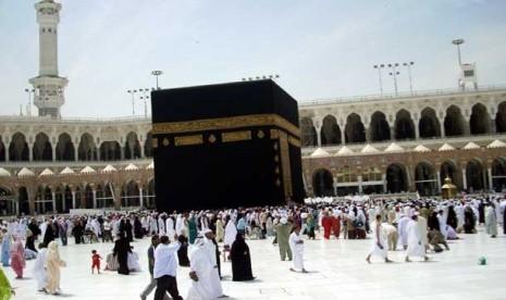 Masjidil Haram dan Tempat-Tempat Mustajab (bagian 1)