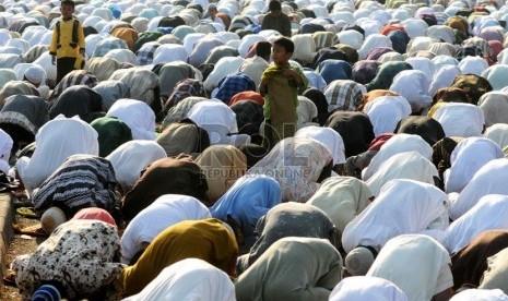 Daftar Tempat yang Shalat Idul Adha pada Hari Rabu
