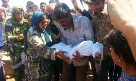 Tulisan Menyentuh untuk Aylan Si Balita Suriah