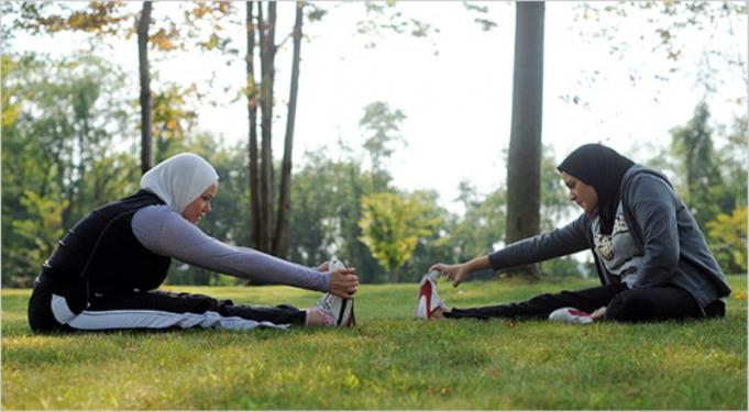 Bolehkah Muslimah Berolahraga Pakai Pakaian Ketat?