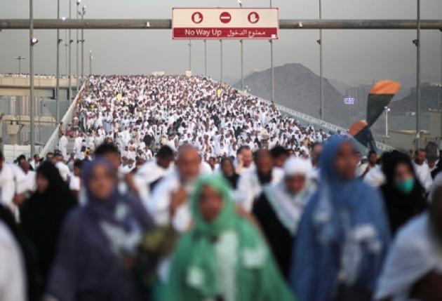 Kesaksian Putra Syeikh Jibrin dalam Musibah di Mina 2015 (1)