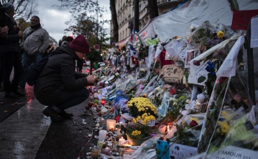 Senjata Serangan Teror Paris Diduga dari Jerman