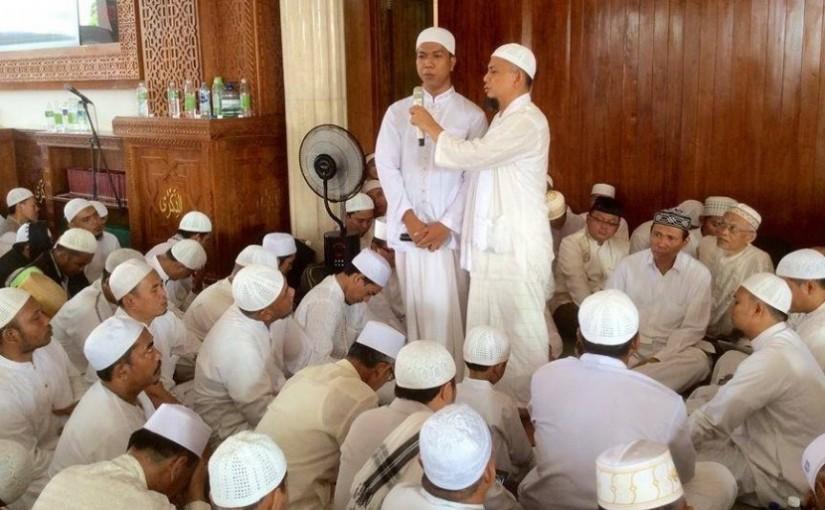 Ustaz Arifin Ilham Bimbing Al Arifi Bersyahadat