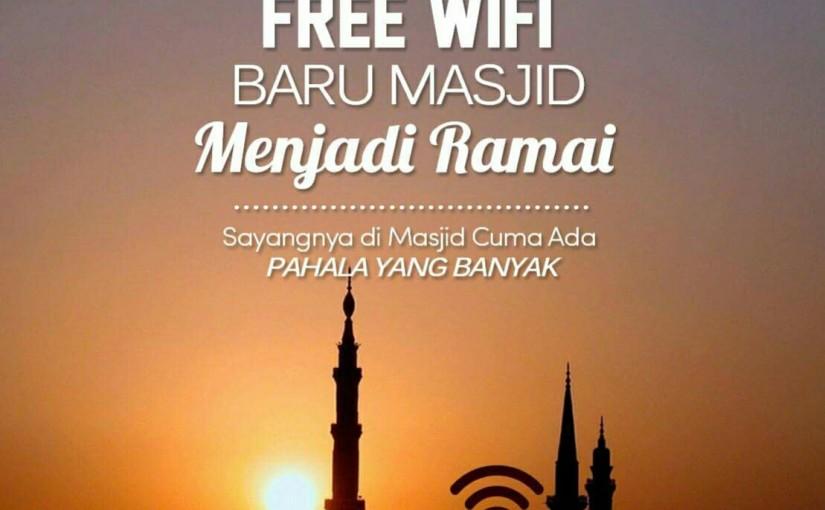 Mari Ramaikan Masjid