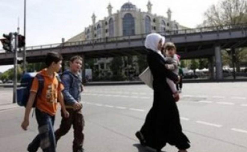 Wow….Jerman Tiba-Tiba Miliki 5 Juta Muslim