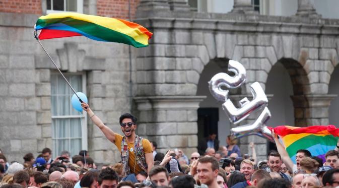 Pernikahan Sesama Jenis Dilegalkan di 23 Negara Ini