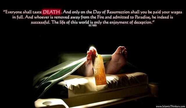 Kematian sebagai Nasehat