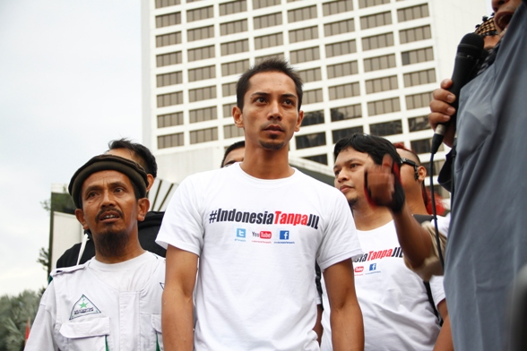 Fauzi Baadilla: Kita Tidak Butuh Pemikiran Sampah JIL!