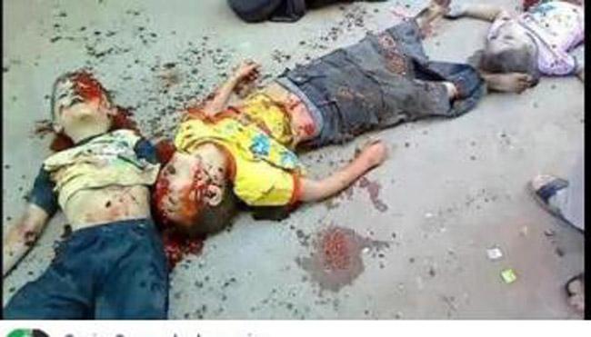 Darah Saudara Kalian Terus Mengalir, Masihkah Kalian Acuhkan Suriah?