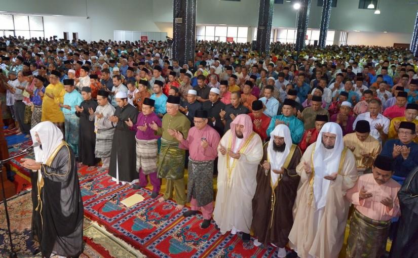 Inilah Syarat Menjadi Imam Masjid