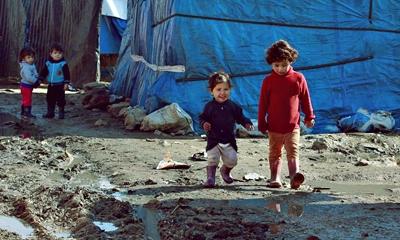 Kisah Derita Anak-anak Suriah dalam Kepungan Perang