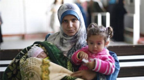Lima Ribu Bayi Suriah Lahir Kamp Pengungsi Yordania