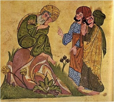 Ketika Harun ar-Rasyid Ngaji ke Imam Malik