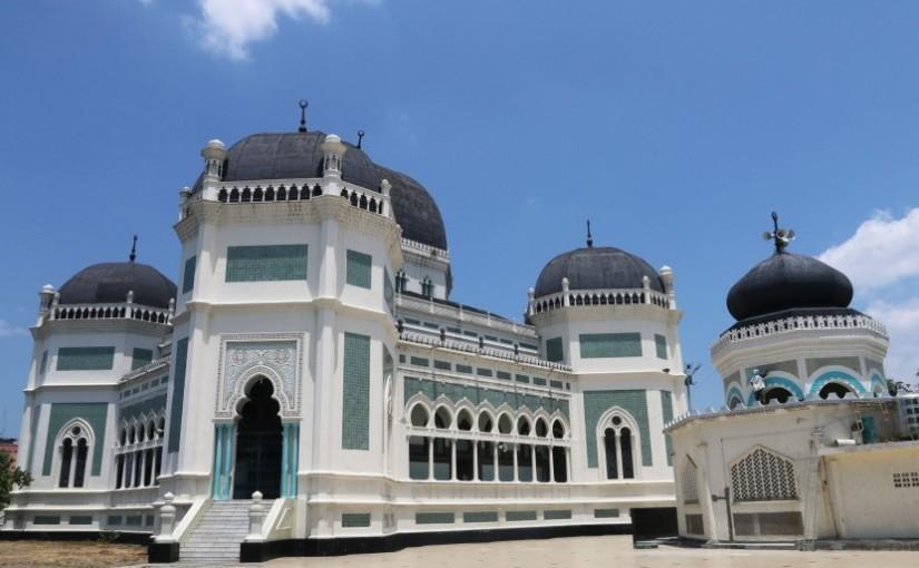Ke Masjid Jangan Hanya Ibadah