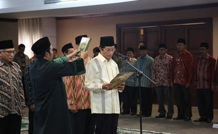 Nasaruddin Umar Jadi Imam Besar Masjid Istiqlal