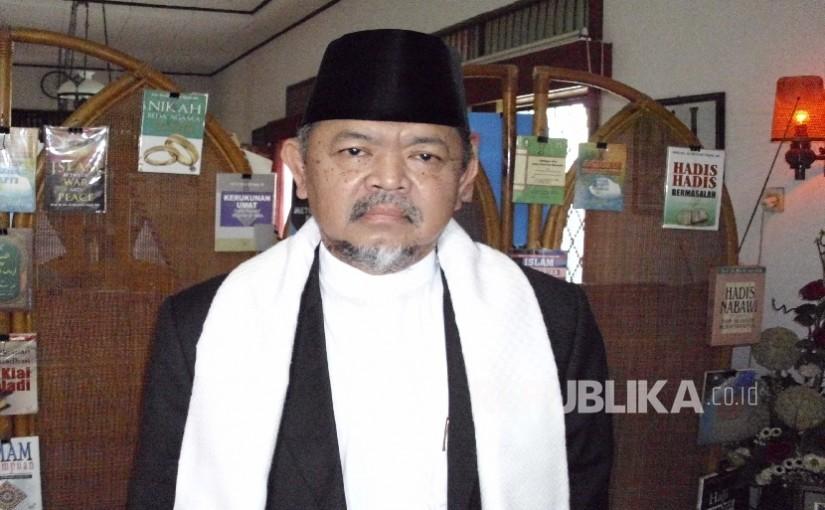KH Ali Mustafa Ya'qub Meninggal Dunia