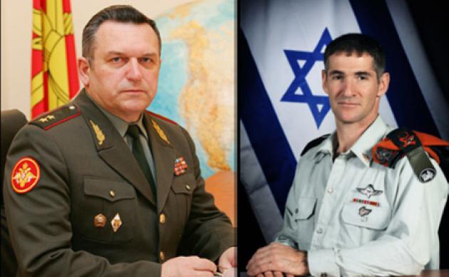 Israel dan Rusia Berkoordinasi dalam Operasi Menyerang Suriah