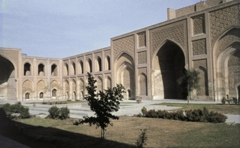 Baghdad, Ibu Kota Dunia