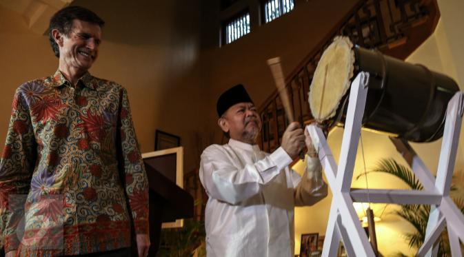 'Kicau' Terakhir Mantan Imam Besar Istiqlal Ali Mustafa